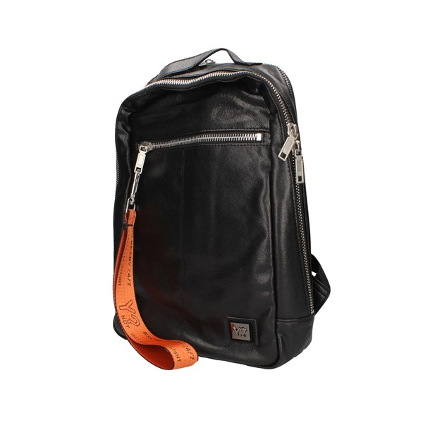 Ynot? Backpacks Black
