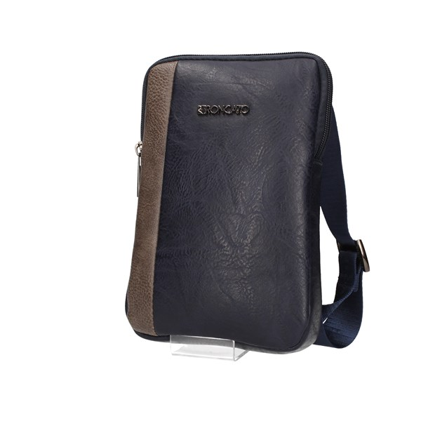 Roncato Shoulder straps & Messenger Blue