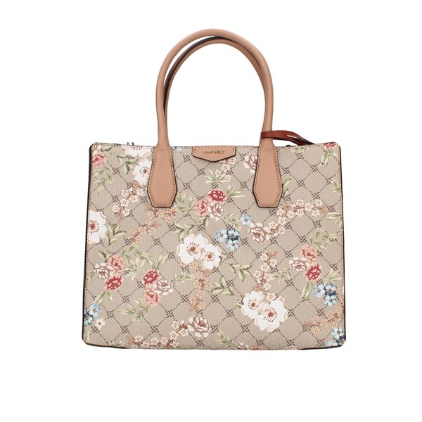 Nine West Hand Bags Floral logo