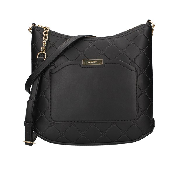 Nine West shoulder bags Black