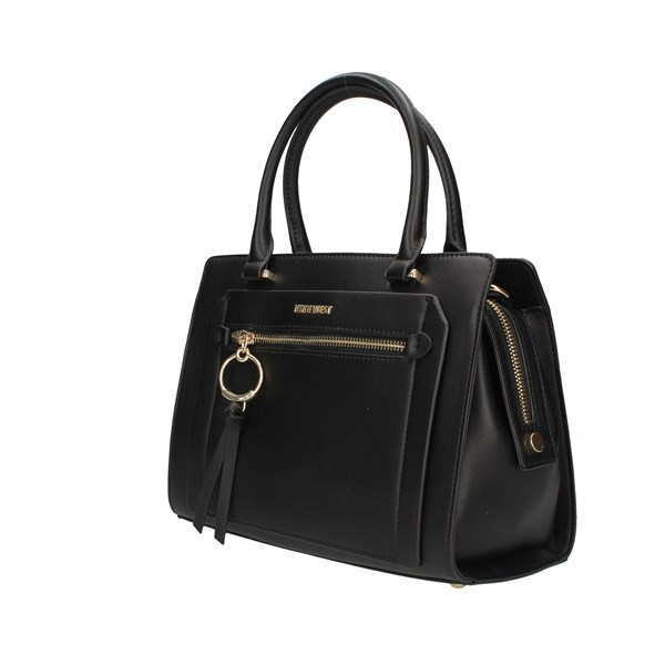 Nine West Hand Bags Black