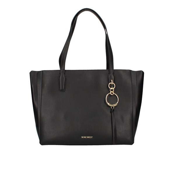 Nine West Shopping bags Black