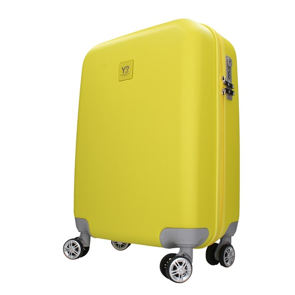 Ynot? Medium carry on yellow