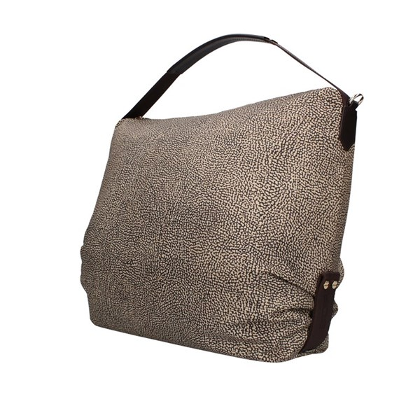 Borbonese shoulder bags Op Nat./brown