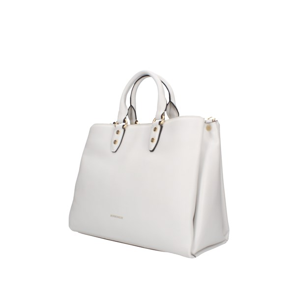 Borbonese Hand Bags White