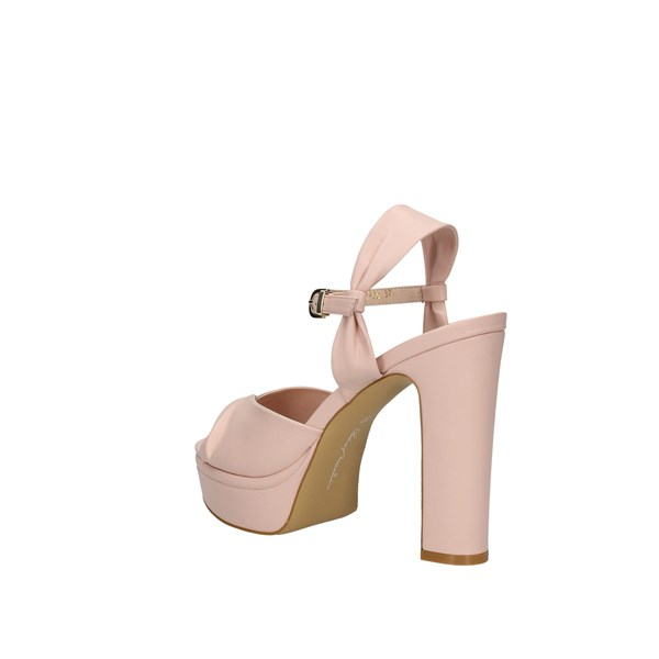 Oggi By Luciano Barachini Heeled Shoes With Plateau Woman Ee173n 1
