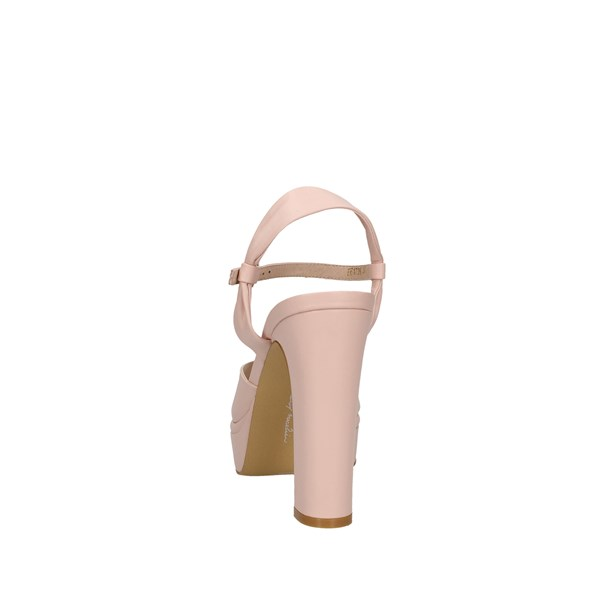 Oggi By Luciano Barachini Heeled Shoes With Plateau Woman Ee173n 2