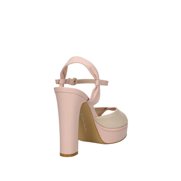 Oggi By Luciano Barachini Heeled Shoes With Plateau Woman Ee173n 3