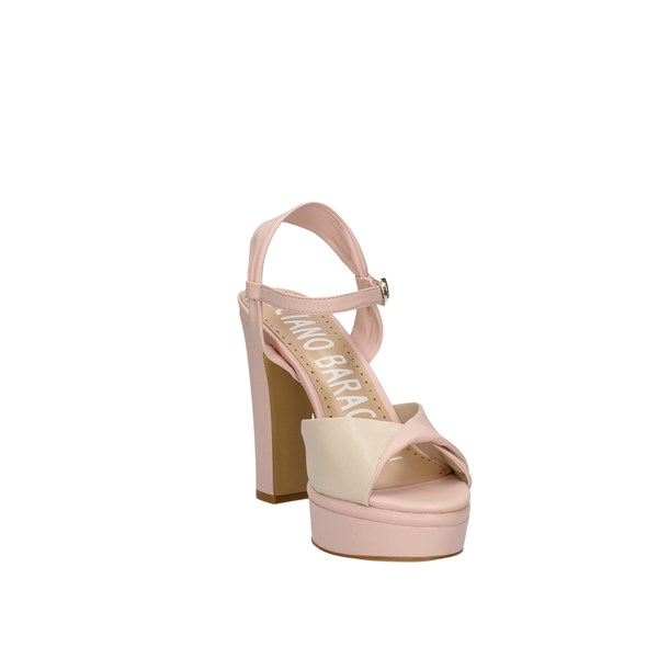Oggi By Luciano Barachini Heeled Shoes With Plateau Woman Ee173n 6