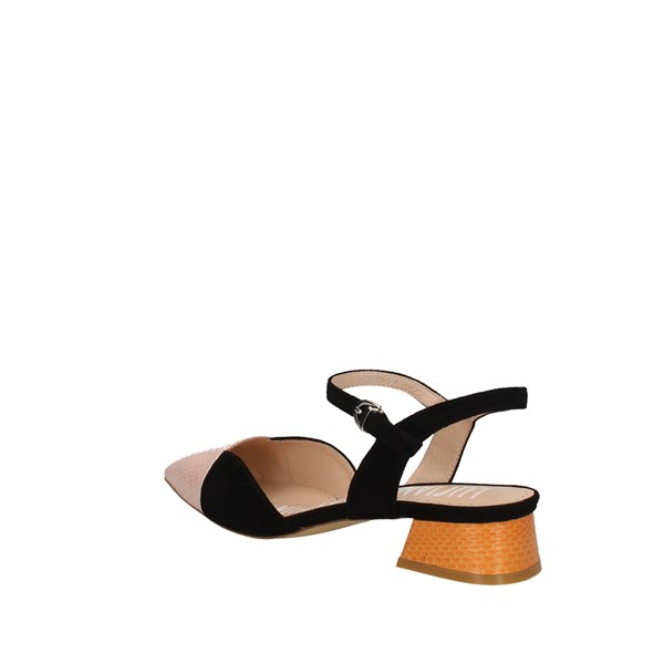 Oggi By Luciano Barachini With heel Powder / Black