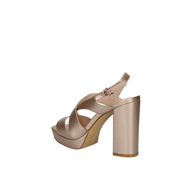 Oggi By Luciano Barachini Sandals Peach