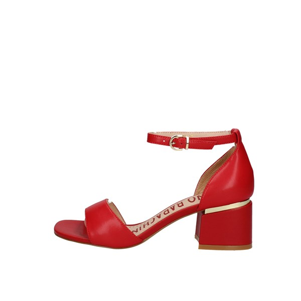 Oggi By Luciano Barachini Sandals Red