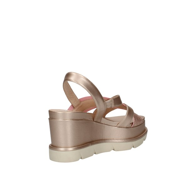 Oggi By Luciano Barachini Sandals  With wedge Woman Ee104r 3