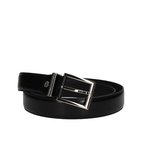 Trussardi Jeans Belts Black