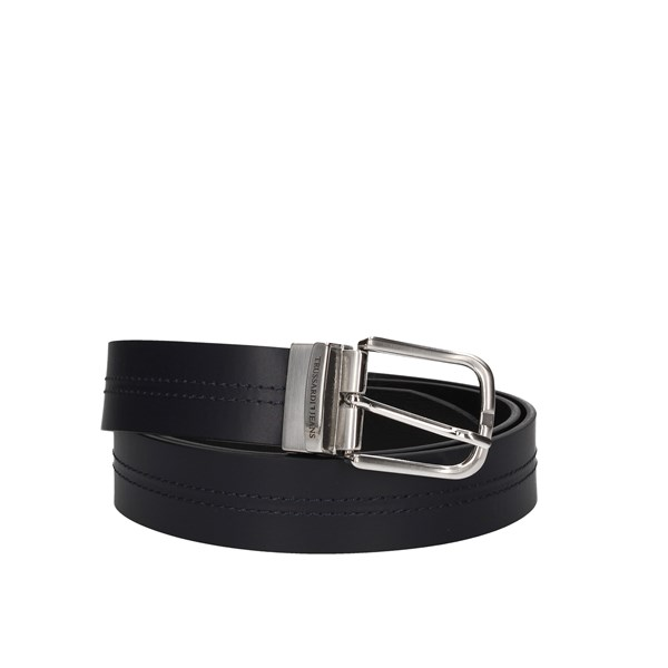 Trussardi Jeans Belts Blue / Black