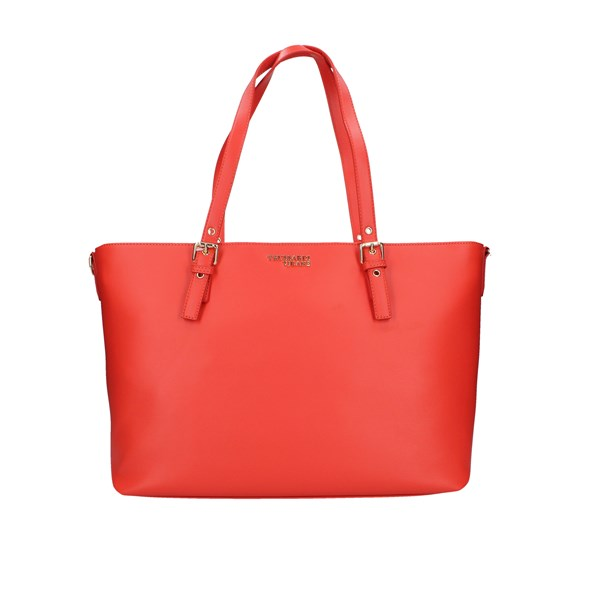 Trussardi Jeans Shopping bags Shopping bags 75b00912 Coral