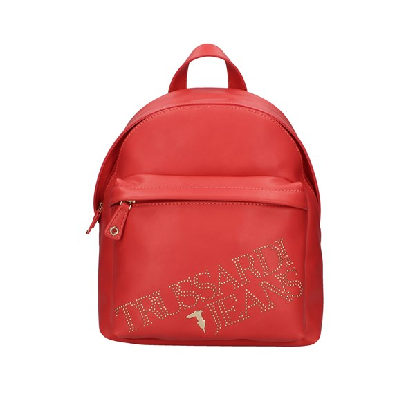 Trussardi Jeans Backpacks Coral