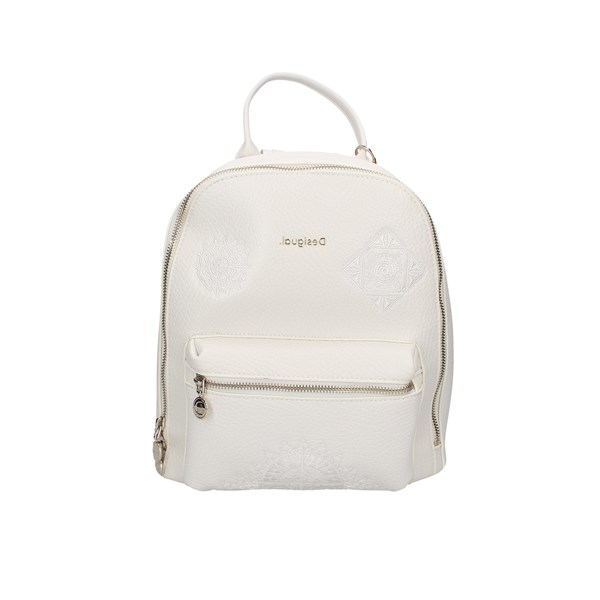 Desigual Backpacks Blanco