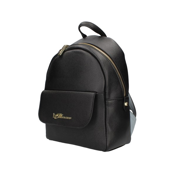Be Blumarine Backpacks Black