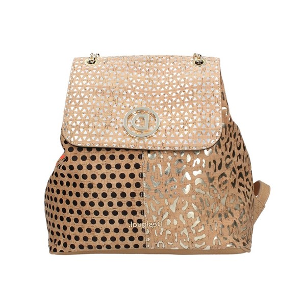 Desigual Backpacks Milk