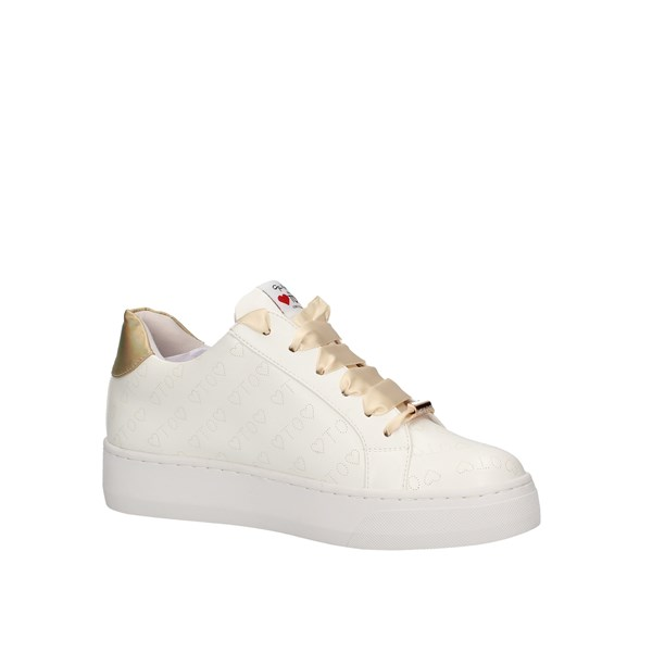 Love To Love Sneakers  low Woman Ter2 5