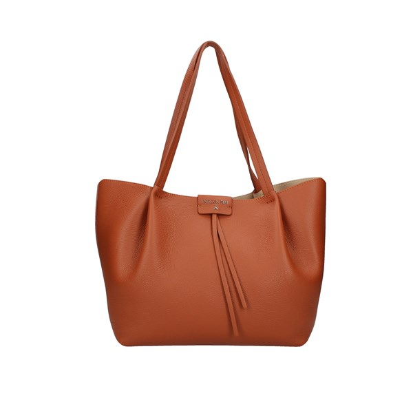 Patrizia Pepe Shopping bags Brown