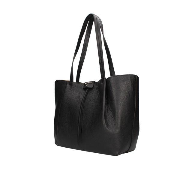 Patrizia Pepe Shopping bags Black