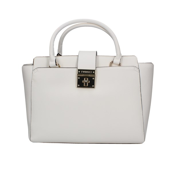 Twinset Hand Bags Optical white