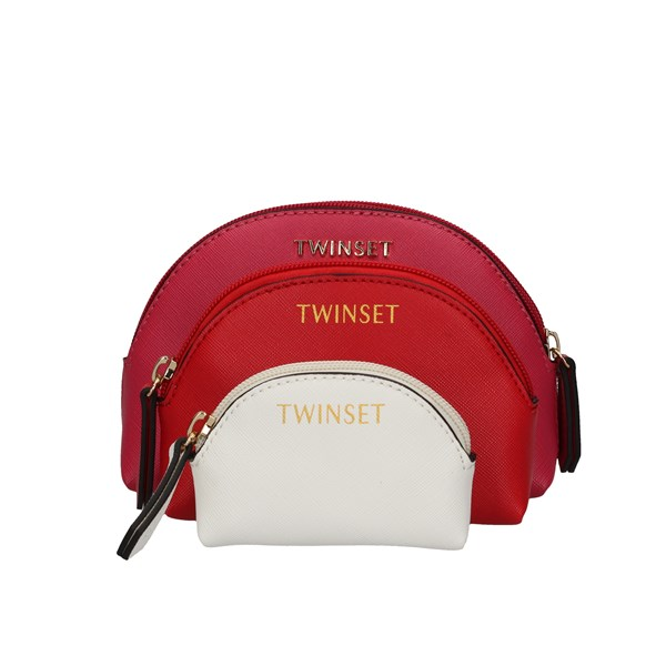 Twinset Beauty bags Red
