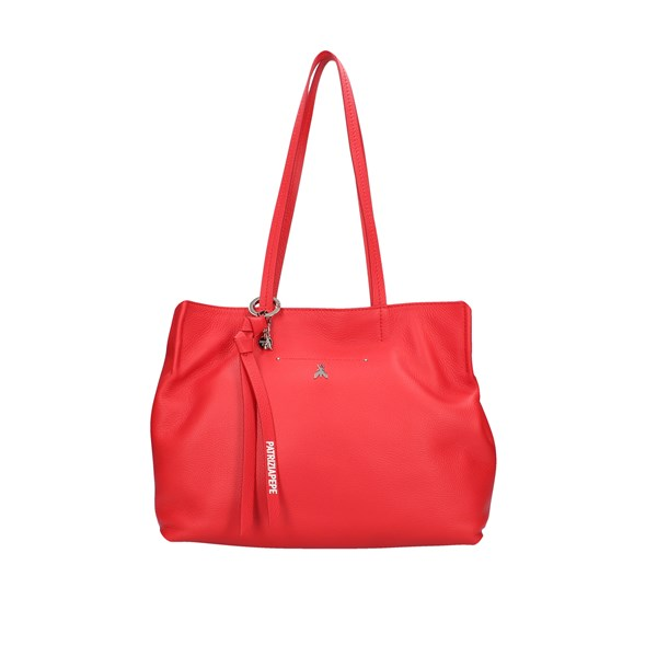 Patrizia Pepe shoulder bags Red