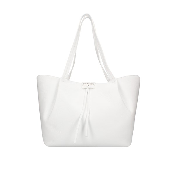 Patrizia Pepe Shopping bags White
