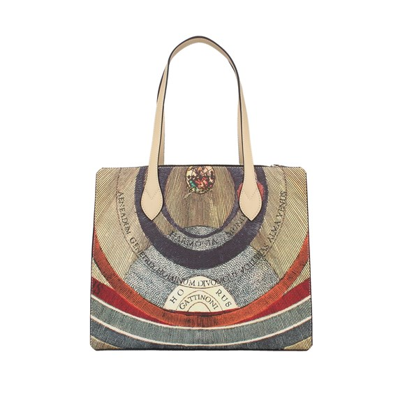 Gattinoni Shopping bags Beige