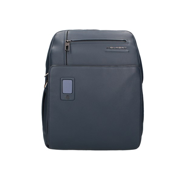 Piquadro Backpacks Blue