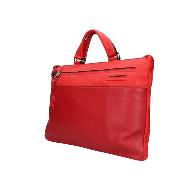 Piquadro Business Bags Red
