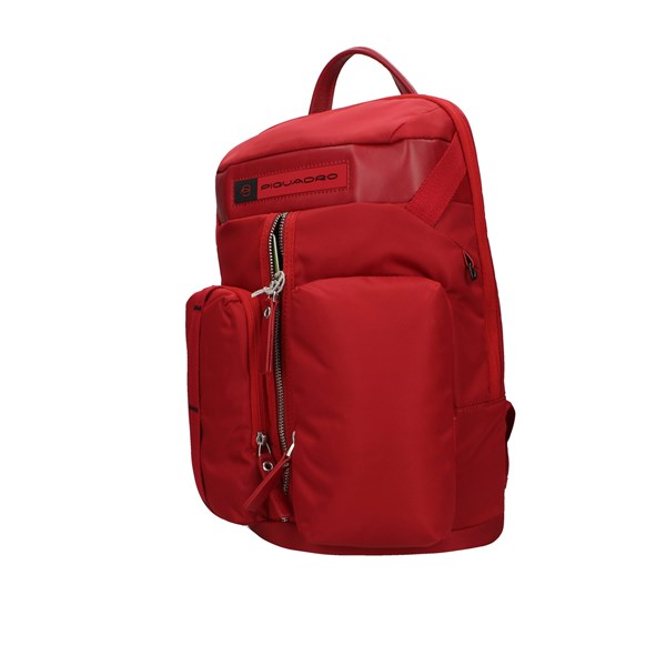 Piquadro Backpacks Red
