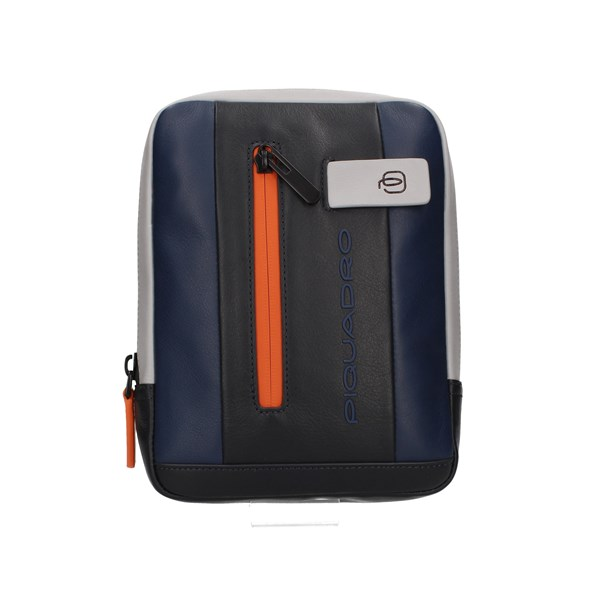 Piquadro Shoulder straps & Messenger Blue / gray