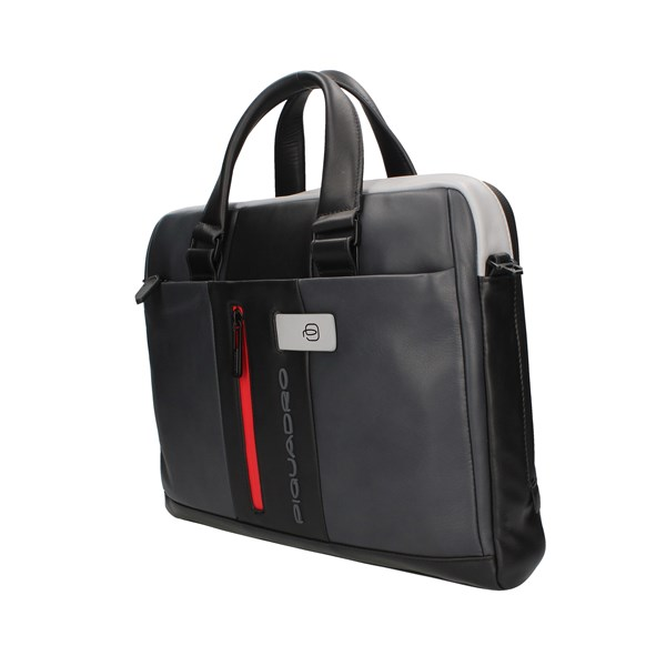 Piquadro Business Bags Gray / Black