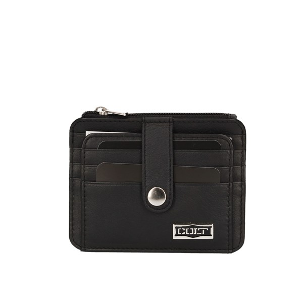 Cult Pocket credit card holder  Black