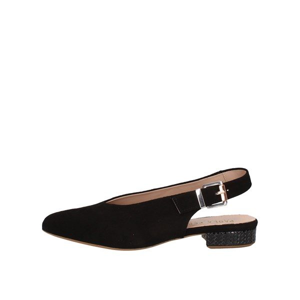 Paola Ferri Low Black