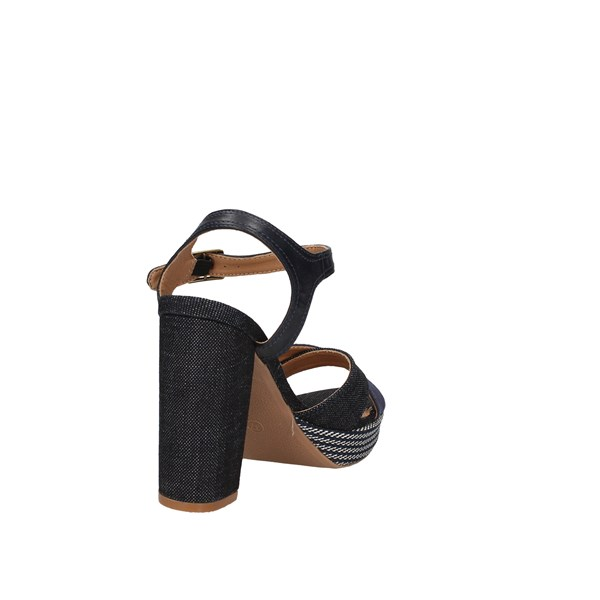 Refresh Heeled Shoes With Plateau Woman 69597 3