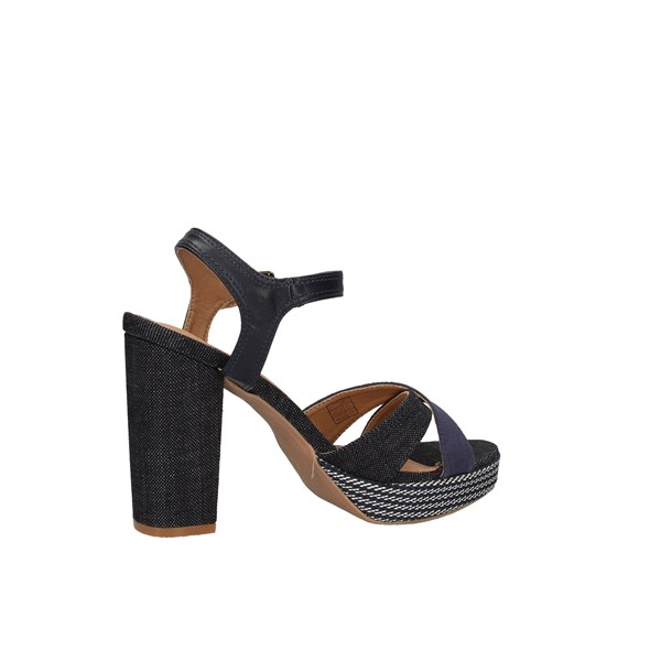 Refresh Heeled Shoes With Plateau Woman 69597 4