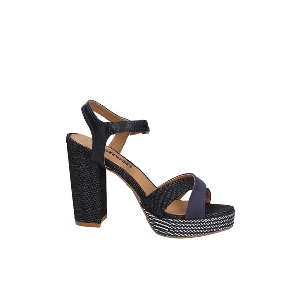 Refresh Heeled Shoes With Plateau Woman 69597 5