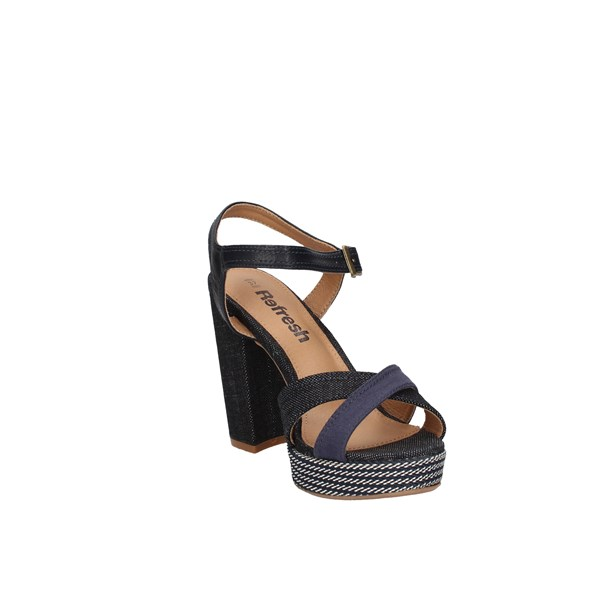 Refresh Heeled Shoes With Plateau Woman 69597 6
