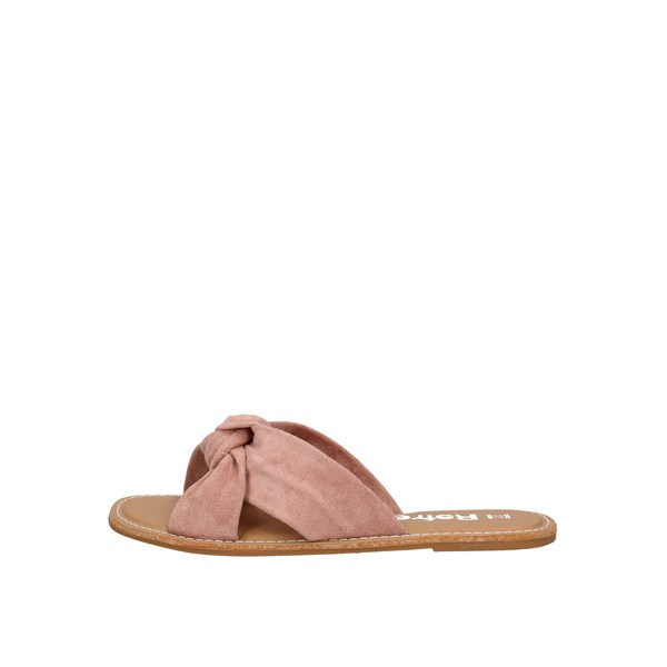 Refresh Low shoes Ciabatta 69687 Nude
