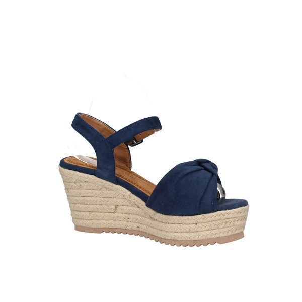 Refresh Sandals  With wedge Woman 69572 5