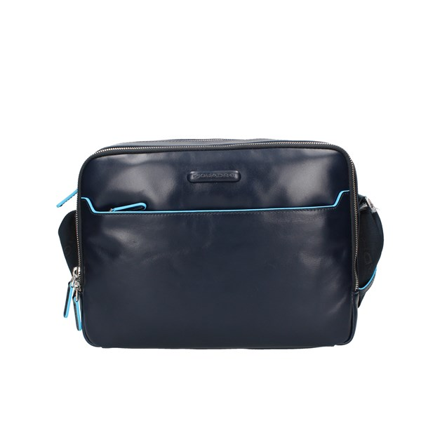 Piquadro Shoulder straps & Messenger Blue