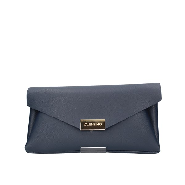 Valentino Bags Evening Clutch Bag Navy