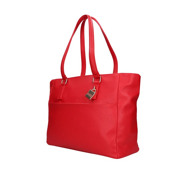 Valentino Bags Shopping bags Red