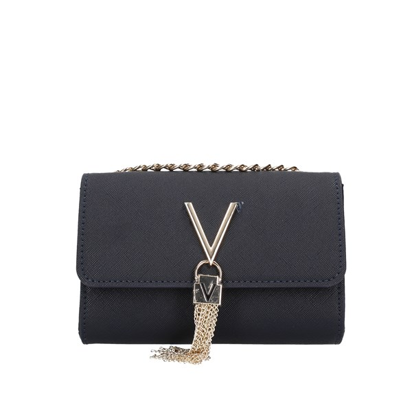 Valentino Bags Clutch Navy