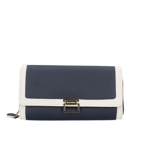 Valentino Bags With zip Navy / White